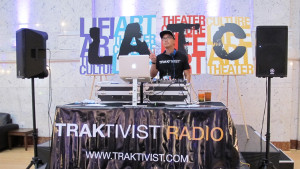Traktivist-Radio-gig
