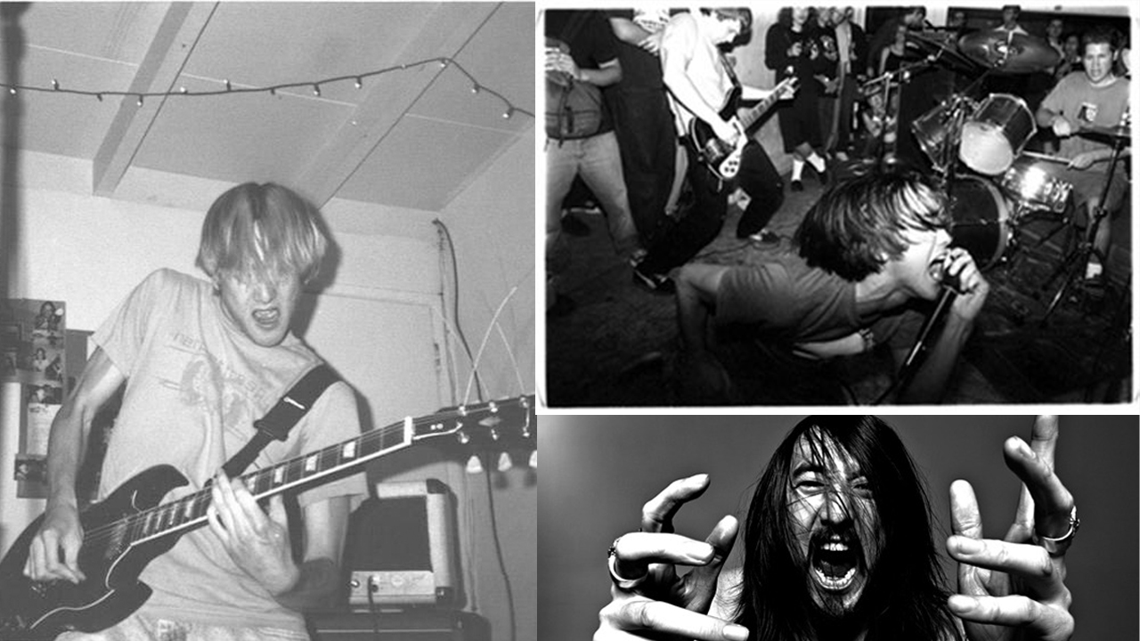 The Punk Bands of Steve Aoki