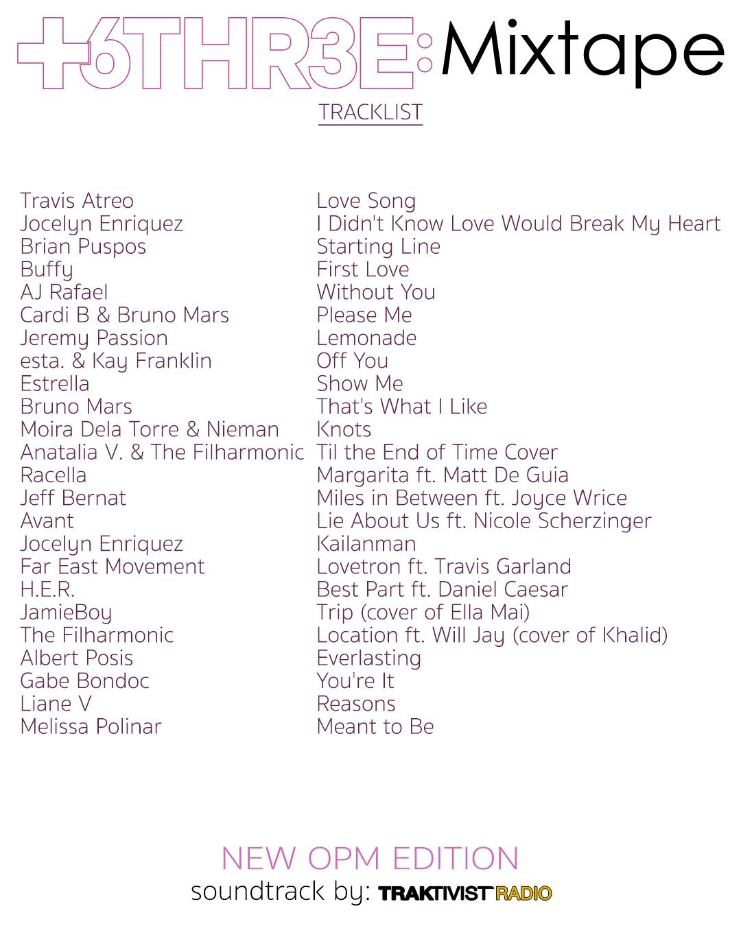 Mixtape Archives - TRAKTIVIST